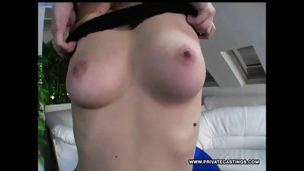 Blonde Nesty Has A Casting Audition - scene 2