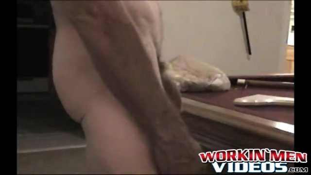 Guy loves showing his huge cock on cam