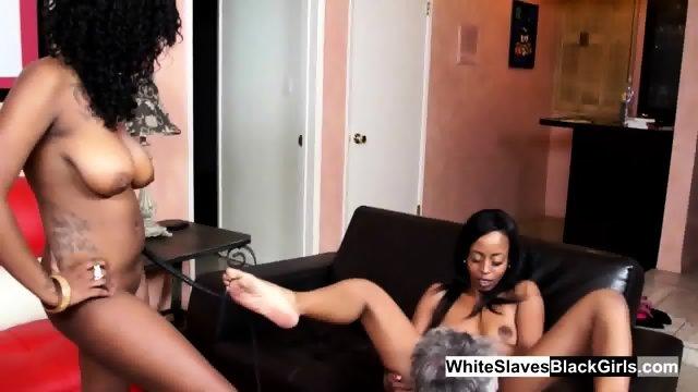 Black babes love punishing.