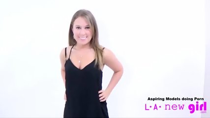 CUTE TEEN SUCKS COCK OF AGENT AT CASTING AUDITION - scene 8