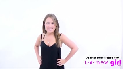 CUTE TEEN SUCKS COCK OF AGENT AT CASTING AUDITION - scene 9