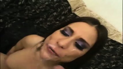 Sheila gets fucked by two mature guys - scene 12