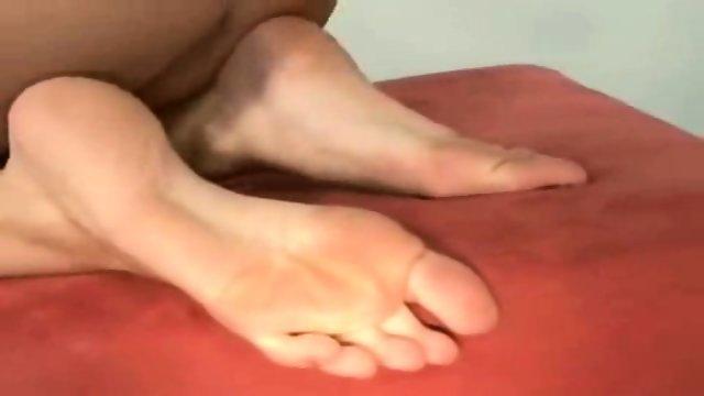 Tight brunette sucks his dick