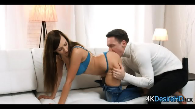 Katarina Gives Into Her Kinkyside And Tries something New