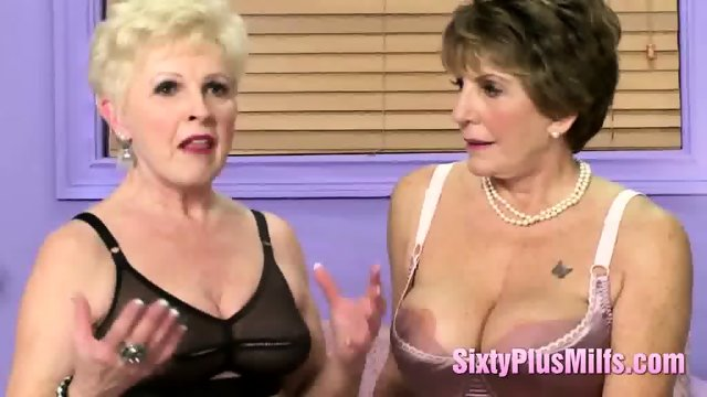 Two MILFS Get Interviewed