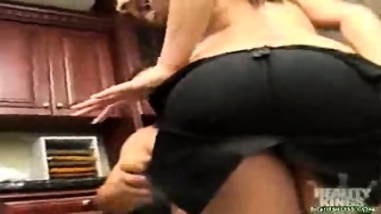 Busty Job Interview Fuck - scene 6