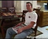 Pizza Boy fucking female Customer - scene 3