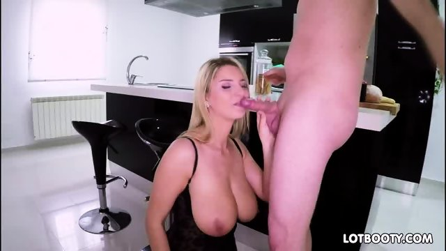 Beautiful phat ass busty milf blonde Katerina Hartlova