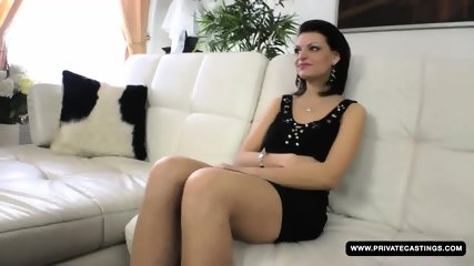Cute Russian Masha More Has A Casting With Hardcore Anal Sex - scene 1