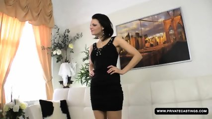 Cute Russian Masha More Has A Casting With Hardcore Anal Sex - scene 2