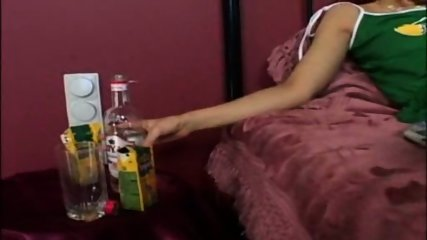 Drunk Girl is willing - scene 3