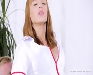 Nurse Victoria Daniels Loves It Hardcore In All Holes - scene 7