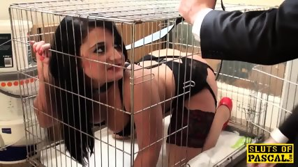 British Sub Slut Nicola Dominated - scene 1