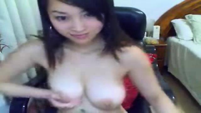 Huge Chinese Tits Masterbate