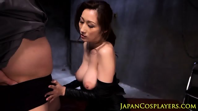 Bigtitted japanese milf pussyfucked - scene 6