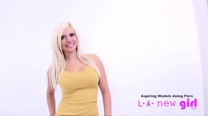 MODEL FUCKED BY PHOTOGRAPHER AT CASTING AUDITION - scene 3