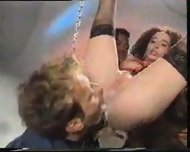 Extreme - Champagne filled in her Pussy - scene 11