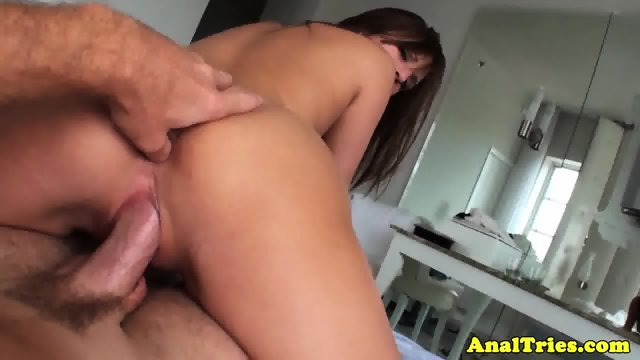 Girlfriend babe Kylie Kane assfucked by bf - scene 5