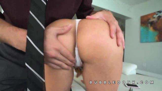 Julianna Vega super huge booty tease