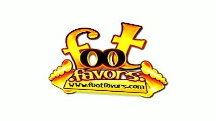 Hot foot favors! - scene 3