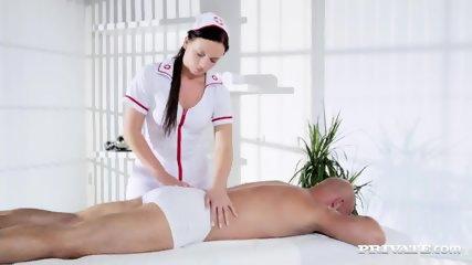 Naughty Natalee Nurses A Hard Cock - scene 3