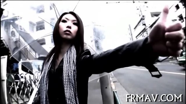 Ravishing Asian babe s hairy cunt - scene 2