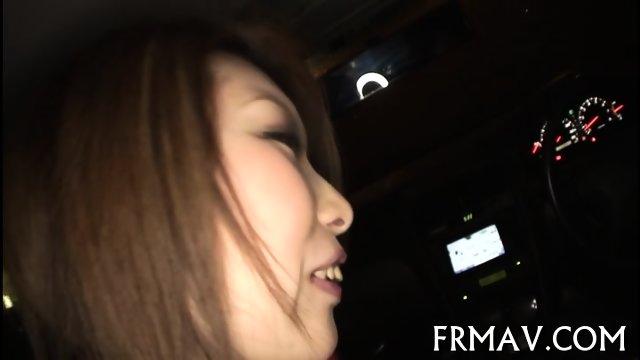 Ravishing Asian babe s hairy cunt - scene 5