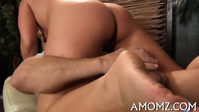 Smoking hot mature in action - scene 8