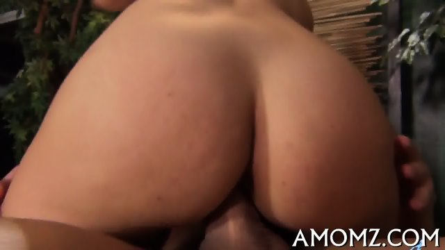 Smoking hot mature in action - scene 9