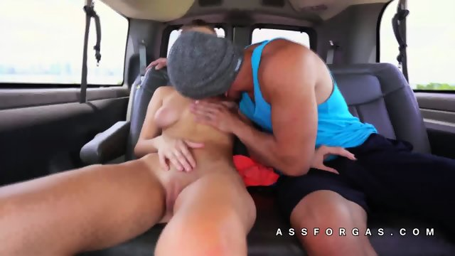 Molly Mae finger fuck and blowjob - scene 1