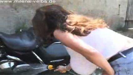 Bike Wash pt 1 - scene 2