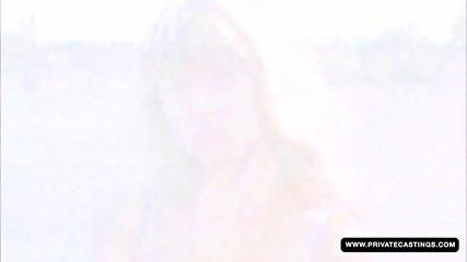 Gina Gerson In Her Private POV Anal Casting - scene 3