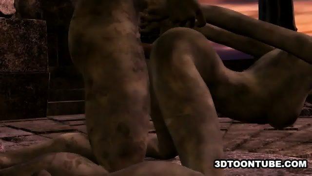 Zombie sex videoer