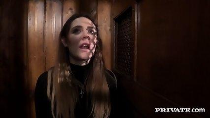 Samantha Bentley Gets A Huge Facial In I Confess - scene 3