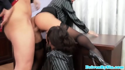European Assfucking Threeway With Anissa Kate - scene 7