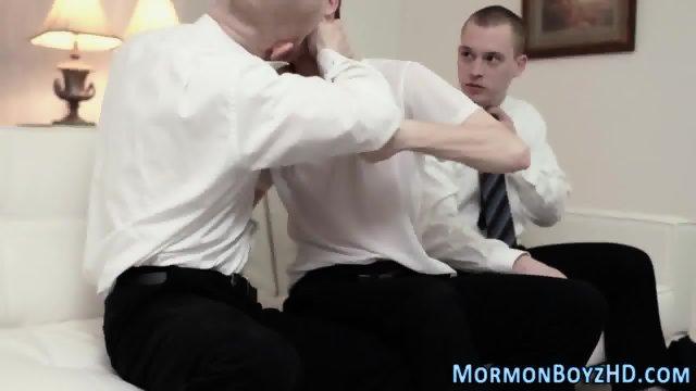 Mormon missionaries fuck - scene 6