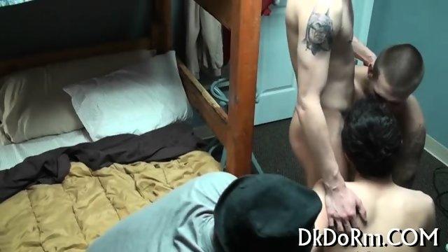 Very horny gays deepthroat - scene 5