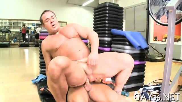 Guys fuck and suck well - scene 9