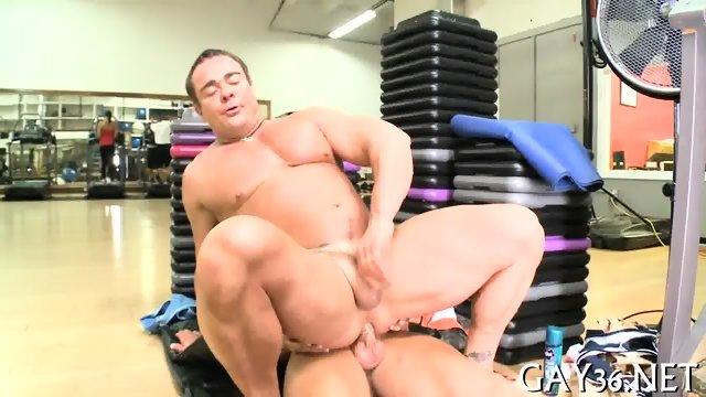 Guys fuck and suck well - scene 11