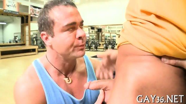 Guys fuck and suck well - scene 4