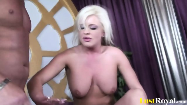 This is how Andi Anderson makes her man cum - scene 8