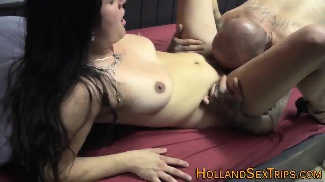 Dutch hooker gets eaten - scene 10
