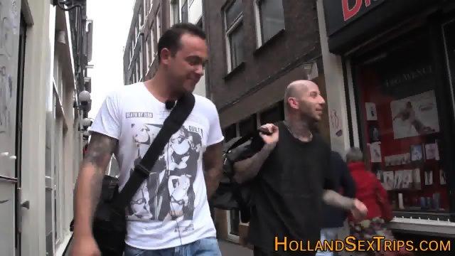 Dutch hooker gets eaten - scene 12