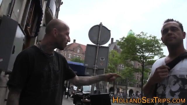 Dutch hooker gets eaten - scene 2