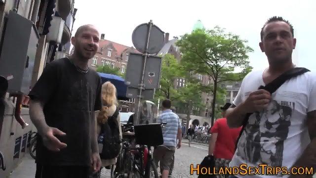 Dutch hooker gets eaten - scene 3