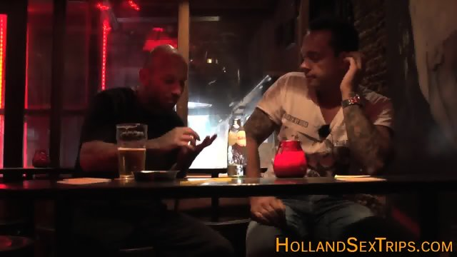 Dutch hooker gets eaten - scene 5