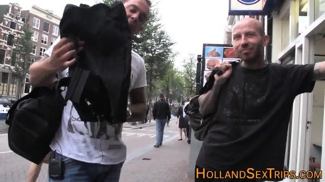 Dutch hooker gets eaten - scene 6