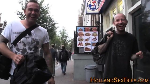 Dutch hooker gets eaten - scene 7