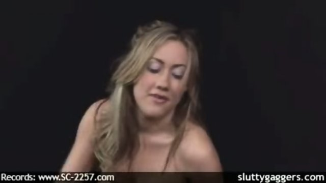 Gwen gets horny and blows him POV
