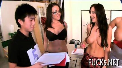 Vulgar cock suckings